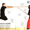 Le bâton français dans Karaté Bushido