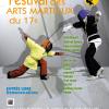 Festival des Arts Martiaux Paris 17 – samedi 24 octobre 2015
