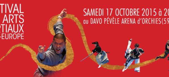 Le bâton français présent au 1er Festival des Arts Martiaux Nord Europe !
